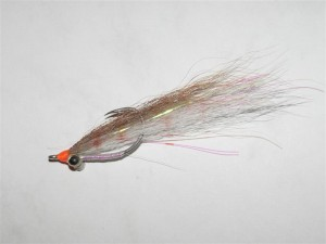 21 - Fly 40 nat tan clouser
