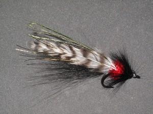 33 - Fly Griz Tiger whistler